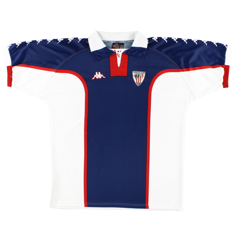 1998-99 Atletico Bilbao Away Shirt XL