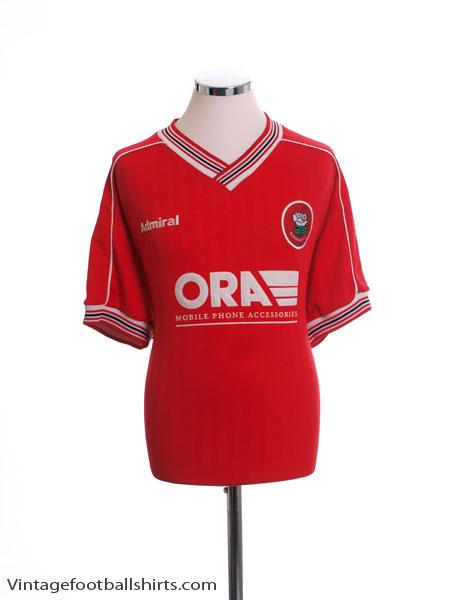 1998-99 Barnsley Home Shirt L