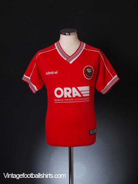 1998-99 Barnsley Home Shirt S