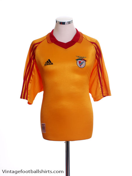 1998-99 Benfica Away Shirt M