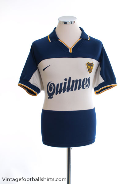 1998-99 Boca Juniors Away Shirt XL