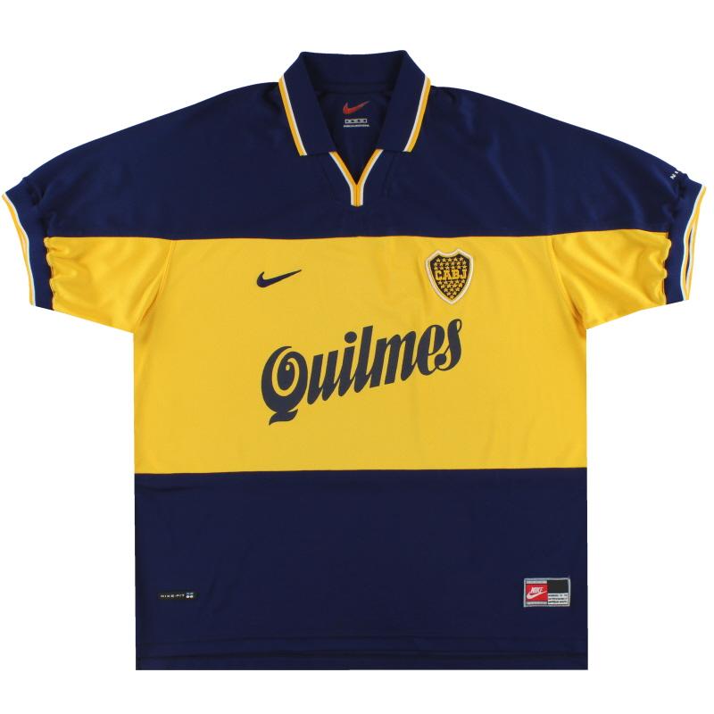 1998-99 Boca Juniors Nike Home Shirt *Mint* XL