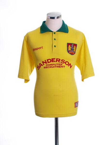 1998-99 Bristol City Away Shirt M