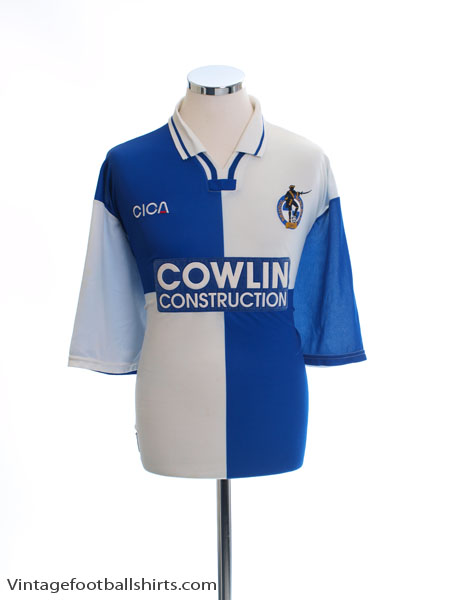 1998-99 Bristol Rovers Home Shirt XXL