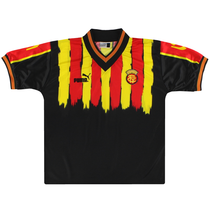 1998-99 Catalunya Puma Away Shirt XS