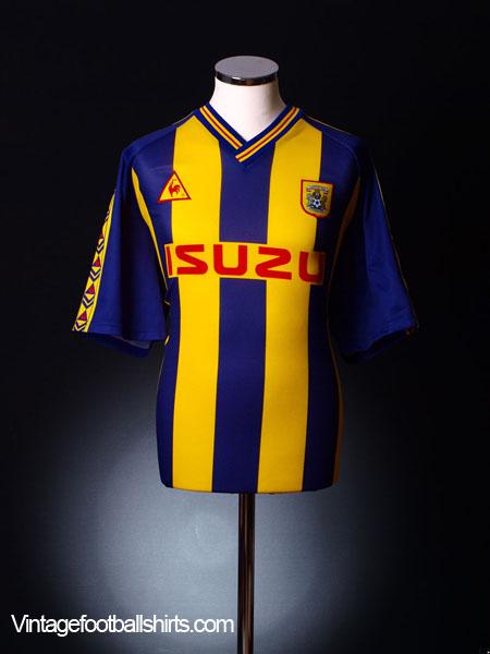 1998-99 Coventry Away Shirt L.Boys
