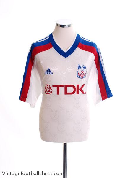 1998-99 Crystal Palace Away Shirt XXL