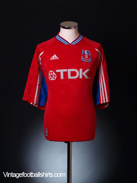 1998-99 Crystal Palace Home Shirt S