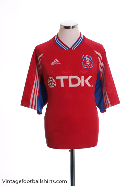 1998-99 Crystal Palace Home Shirt Y