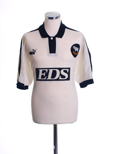 1998-99 Derby County Home Shirt M