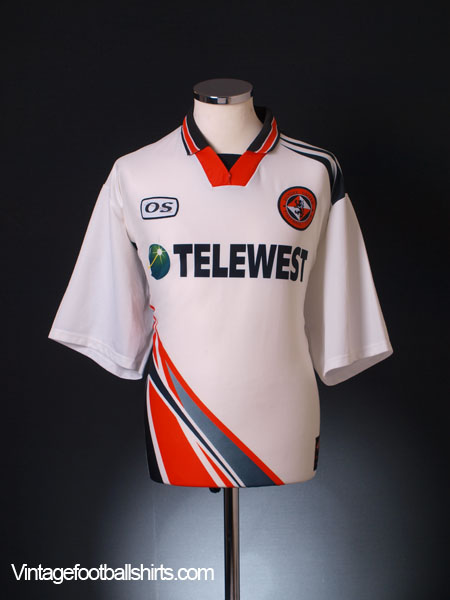 1998-99 Dundee United Away Shirt XL