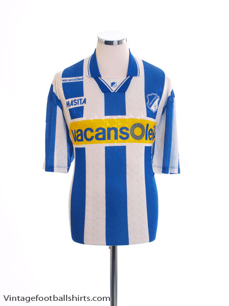 1998-99 FC Eindhoven Home Shirt XL