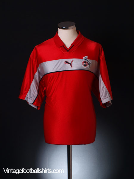 1998-99 FC Koln Training Shirt L