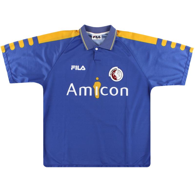1998-99 FC Twente Fila Away Shirt XXL
