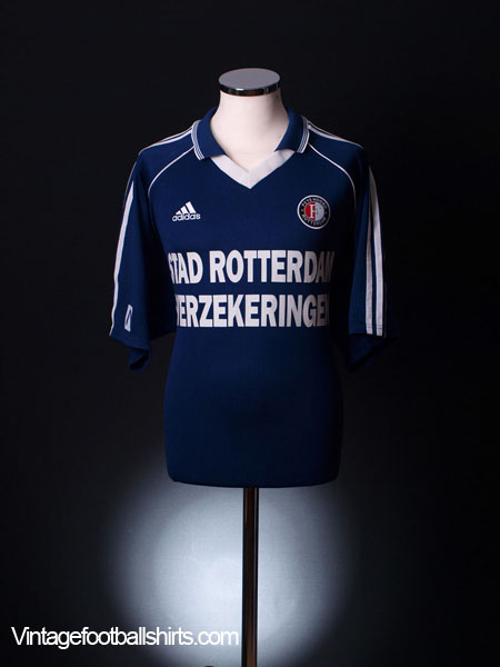 1998-99 Feyenoord Away Shirt S
