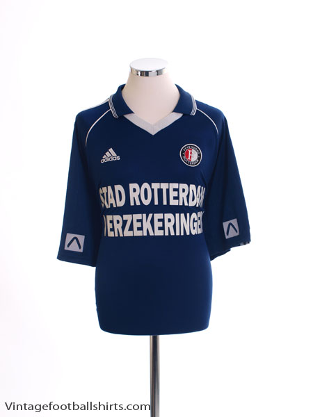 1998-99 Feyenoord Away Shirt XXL