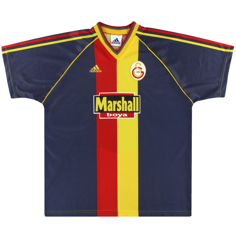 1998-99 Galatasaray adidas Third Shirt XL