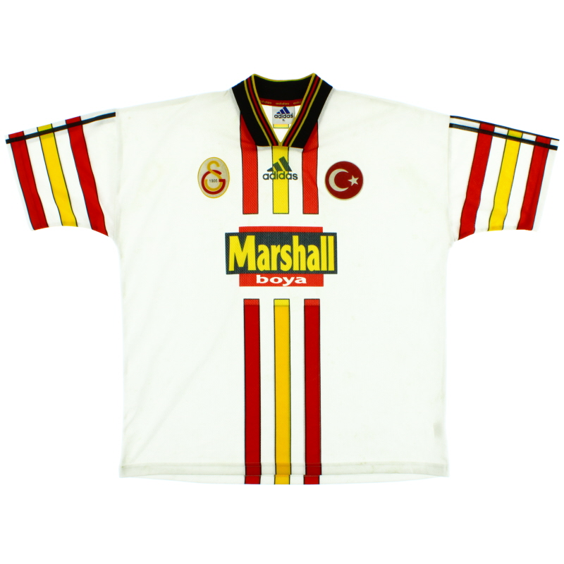 1998-99 Galatasaray Away Shirt *Mint* XL