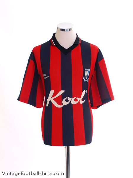 1998-99 Gillingham Away Shirt M