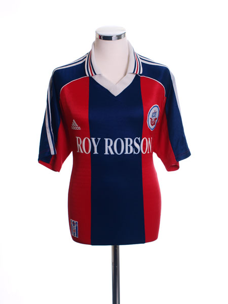 1998-99 Hansa Rostock Away Shirt M