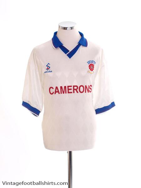 1998-99 Hartlepool Away Shirt XXL