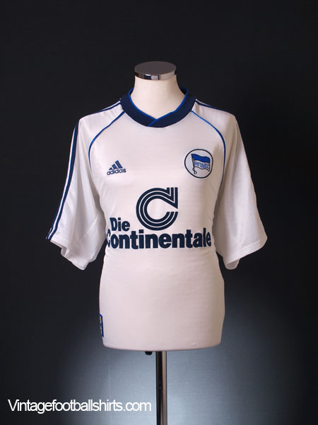 1998-99 Hertha Berlin Away Shirt XL