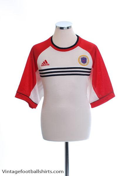 1998-99 Hong Kong adidas Training Shirt XXL