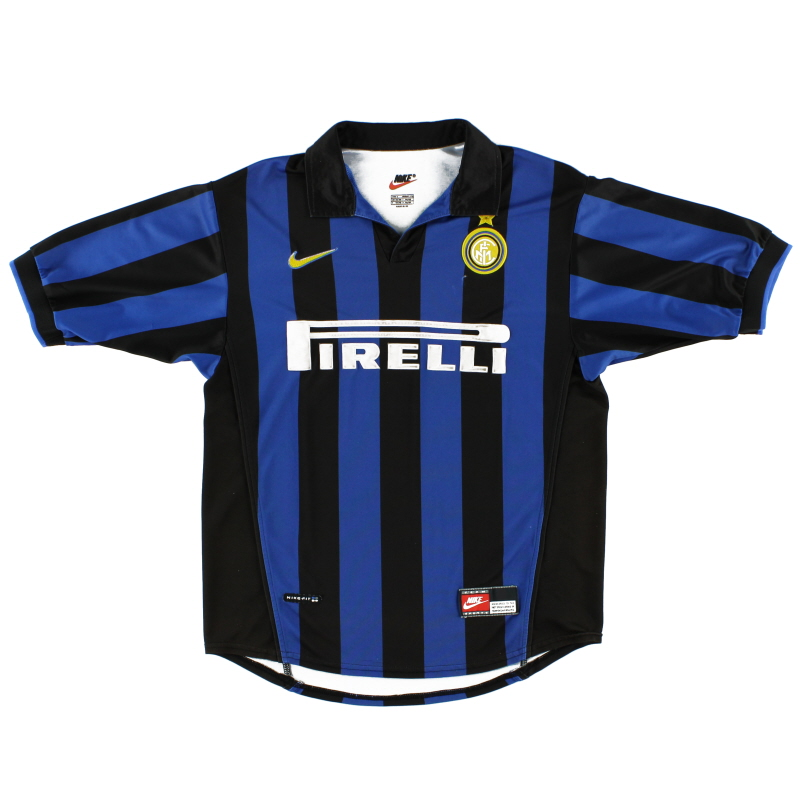 1998-99 Inter Milan Home Shirt S