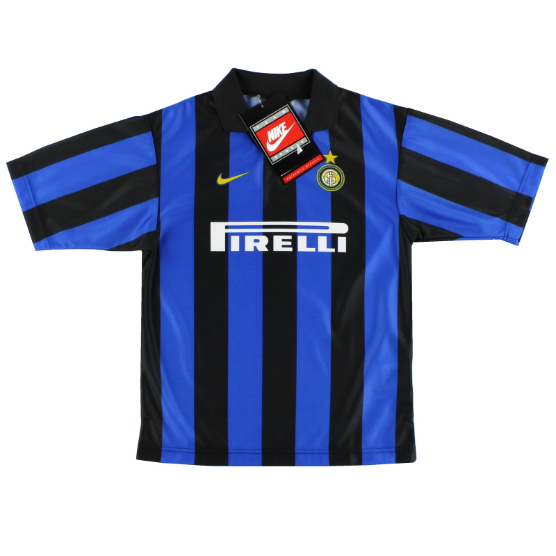 1998-99 Inter Milan Home Shirt *w/tags* M.Boys - 460712