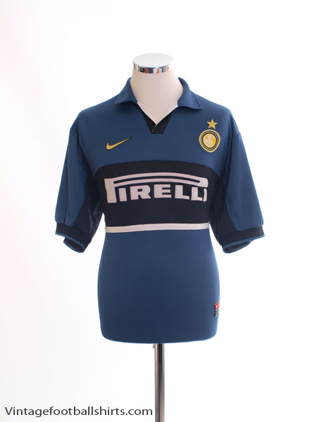 1998-99 Inter Milan Third Shirt M
