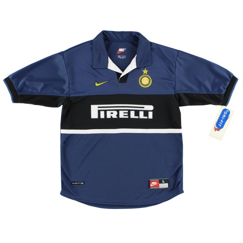 1998-99 Inter Milan Third Shirt *w/tags* L.Boys - 460810