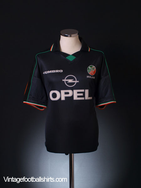 1998-99 Ireland Away Shirt XL
