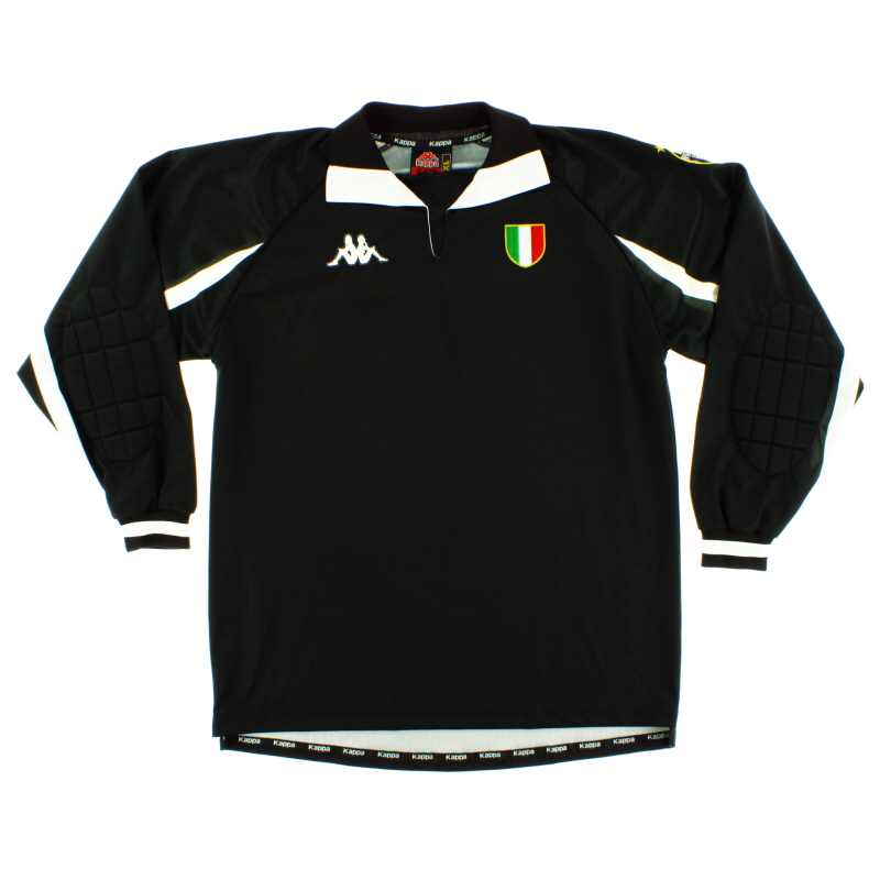 1998-99 Juventus Goalkeeper Shirt XL