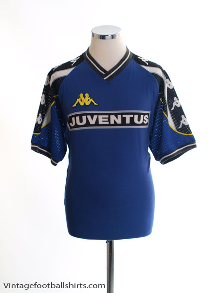 1998-99 Juventus Training Shirt M