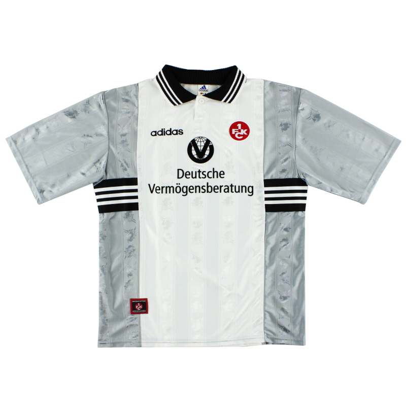1998-99 Kaiserslautern Away Shirt *Mint* XL