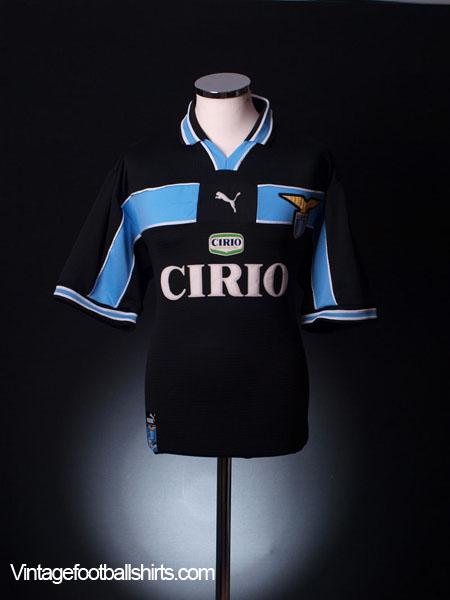 1998-99 Lazio Away Shirt M