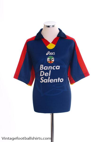 1998-99 Lecce Away Shirt XL