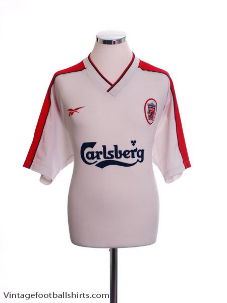 1998-99 Liverpool Away Shirt S