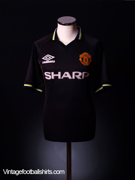 1998-99 Manchester United Third Shirt XL