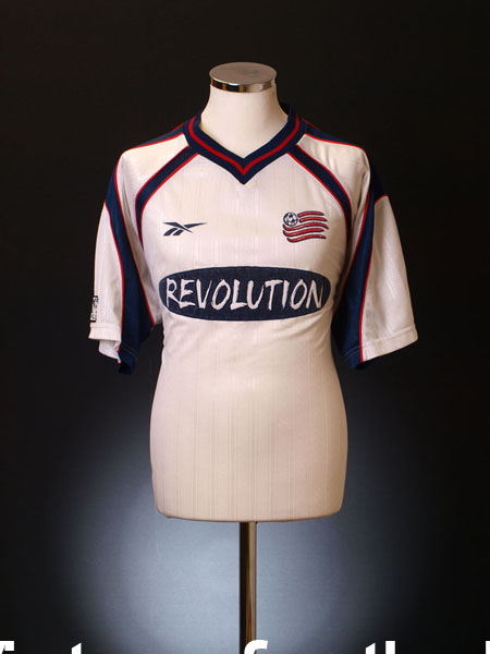 1998-99 New England Revolution Home Shirt L