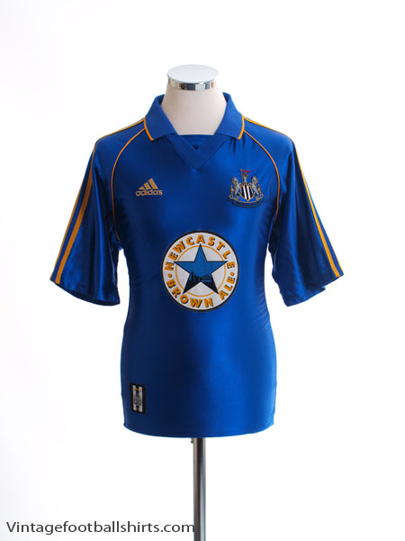 1998-99 Newcastle Away Shirt M