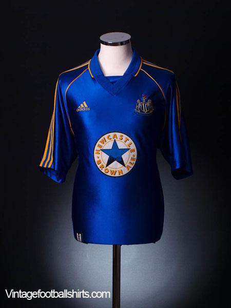 1998-99 Newcastle Away Shirt S