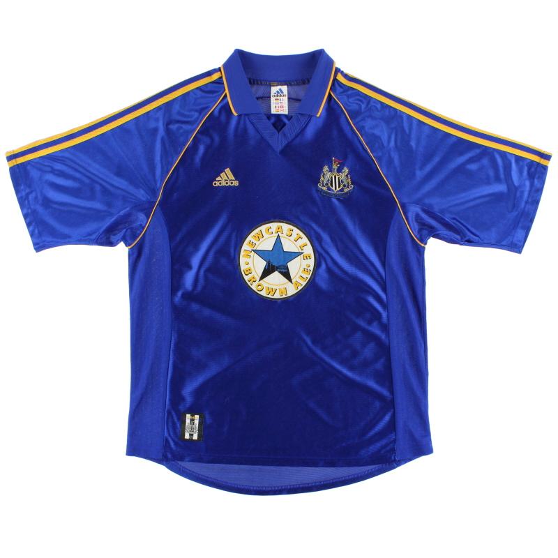 1998-99 Newcastle Away Shirt XL