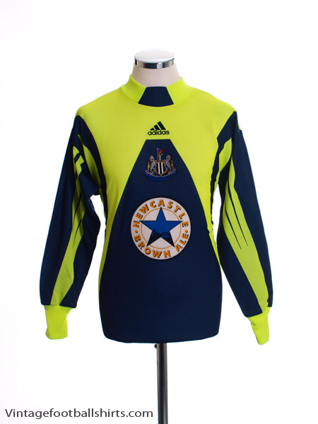 1998-99 Newcastle Goalkeeper Shirt *BNWT* S