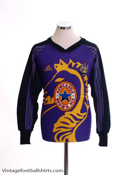 1998-99 Newcastle Goalkeeper Shirt *Mint* S