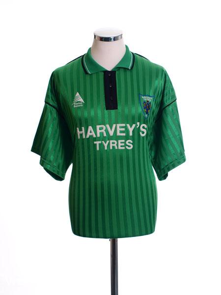 1998-99 Northwich Victoria Home Shirt XL