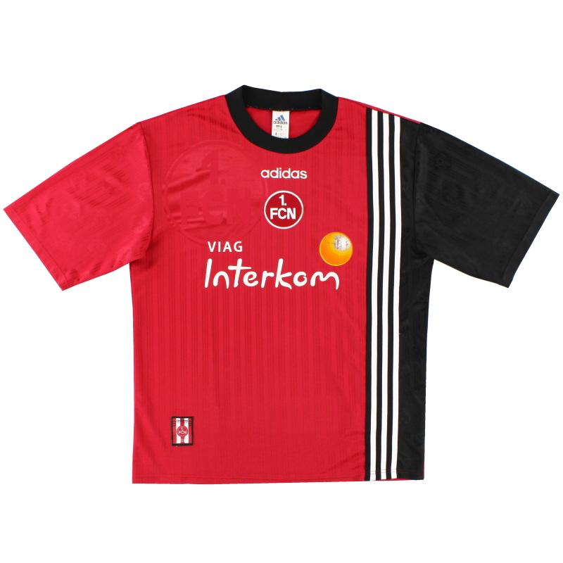 1998-99 Nurnberg adidas Home Shirt XL