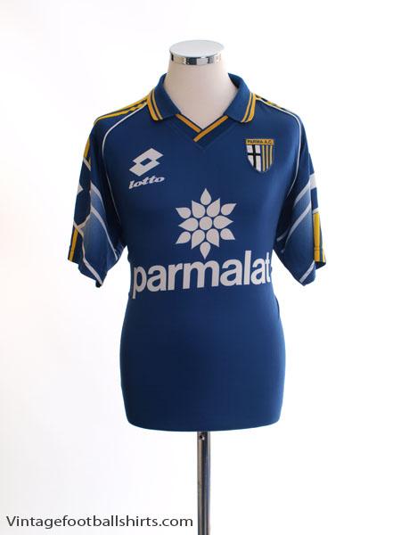 1998-99 Parma Training Shirt XL