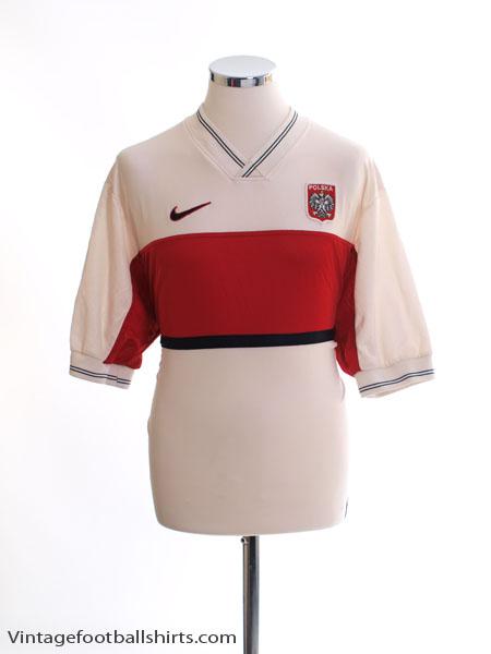 1998-99 Poland Home Shirt XL