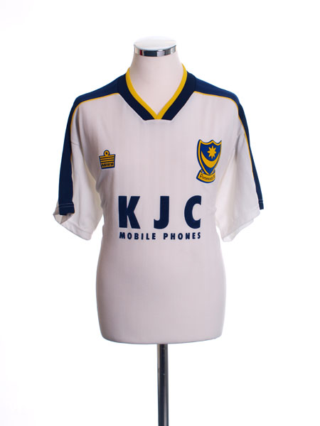 1998-99 Portsmouth Centenary Third Shirt M